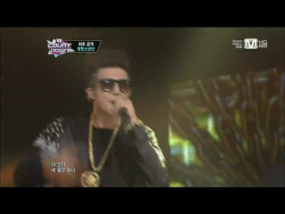 [130613] BTS - We Are Bulletproof + No More Dream @ M!Countdown Debut Stage